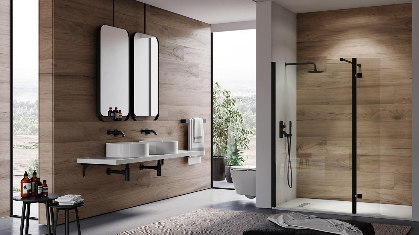 精美的18個豪宅浴室欣賞