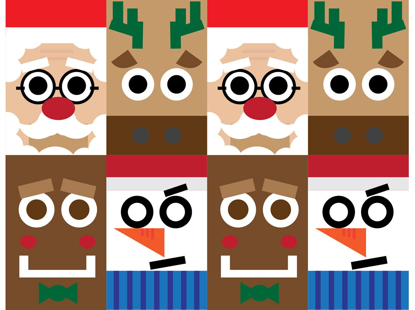 高品質的32個聖誕節圖片欣賞