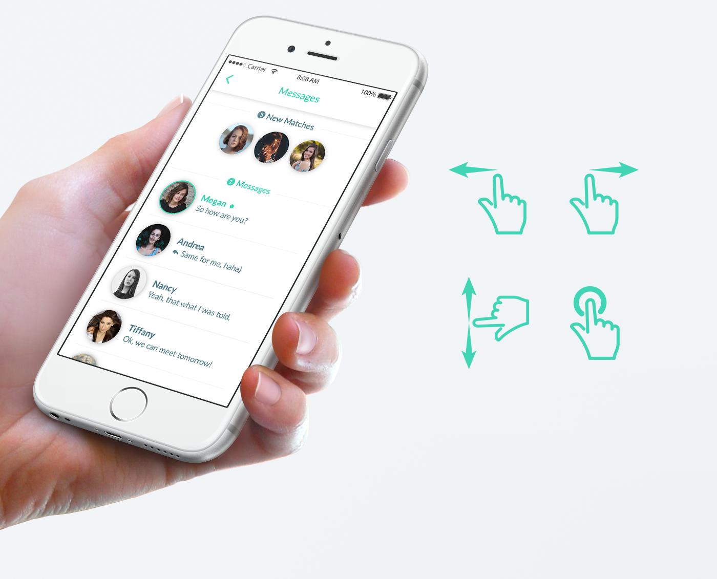 flip dating app