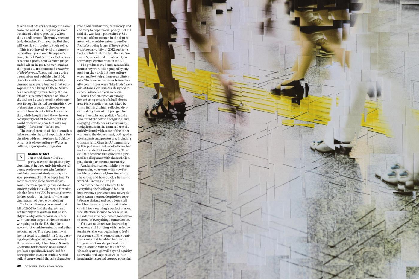collage ILLUSTRATION  paper art cover design