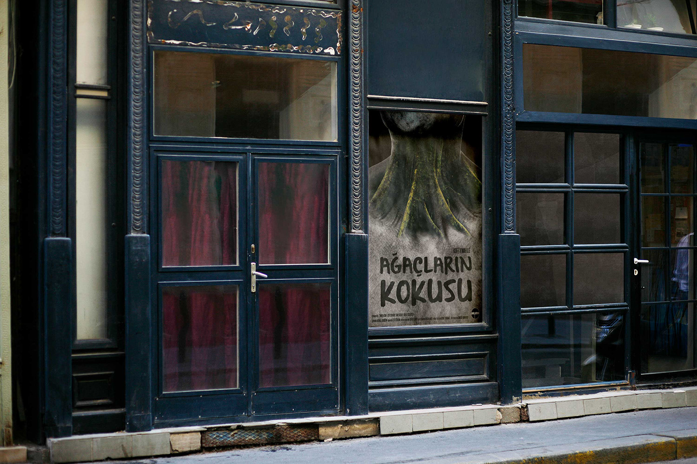 Image may contain: door, window and outdoor