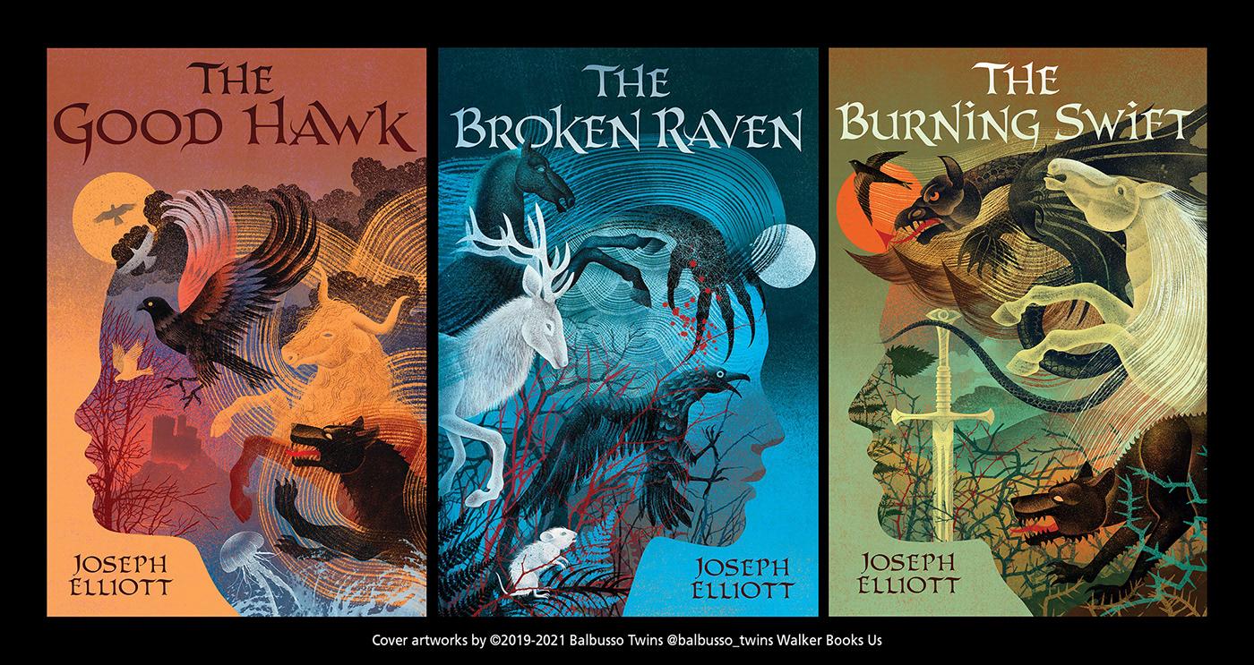 balbussotwins book Burning Swift childrensbooks epic fantasy Joseph Elliott nove trilogy walker books