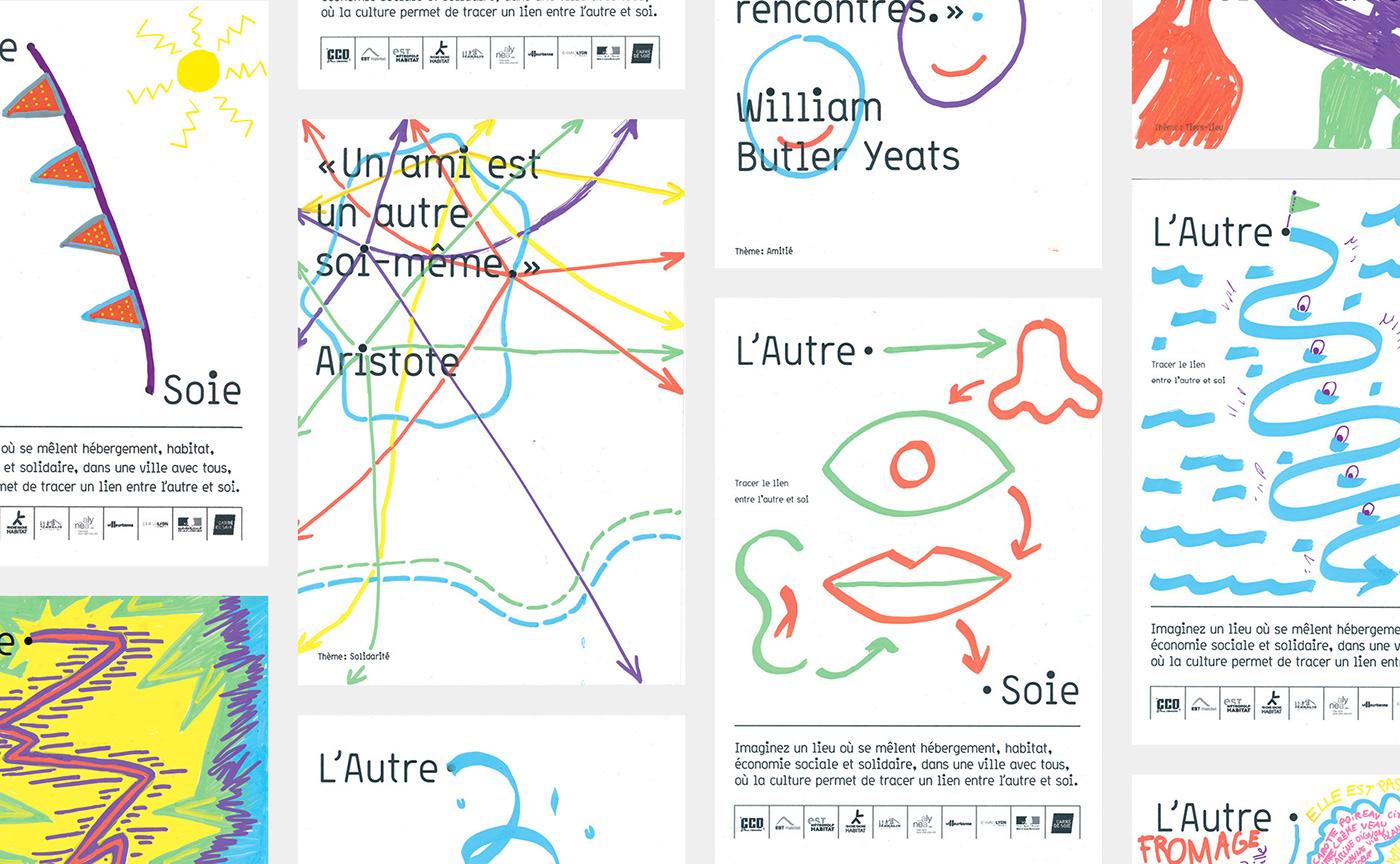 L'Autre Soie - Participative brand design on Behance