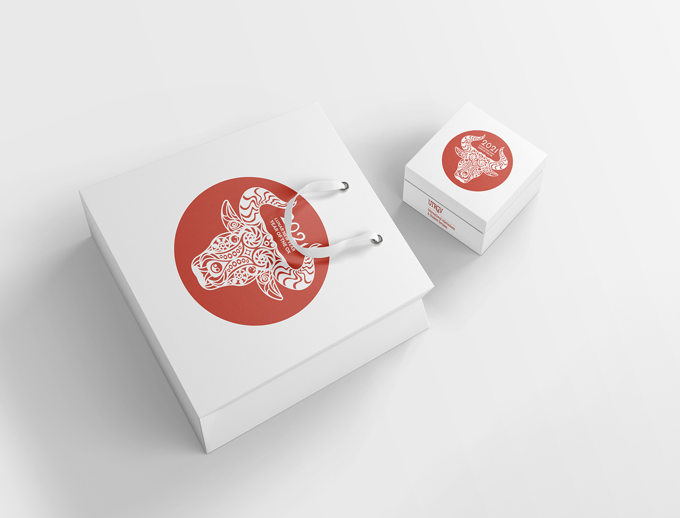 collateral design PXSTUDIO UTRGV