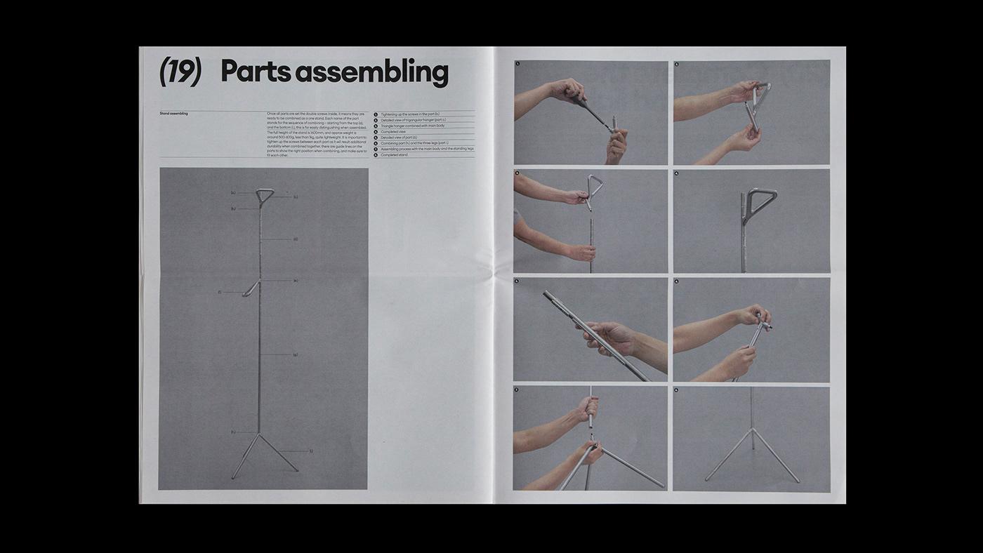 editorial design  graphic design  manual design Sustainability