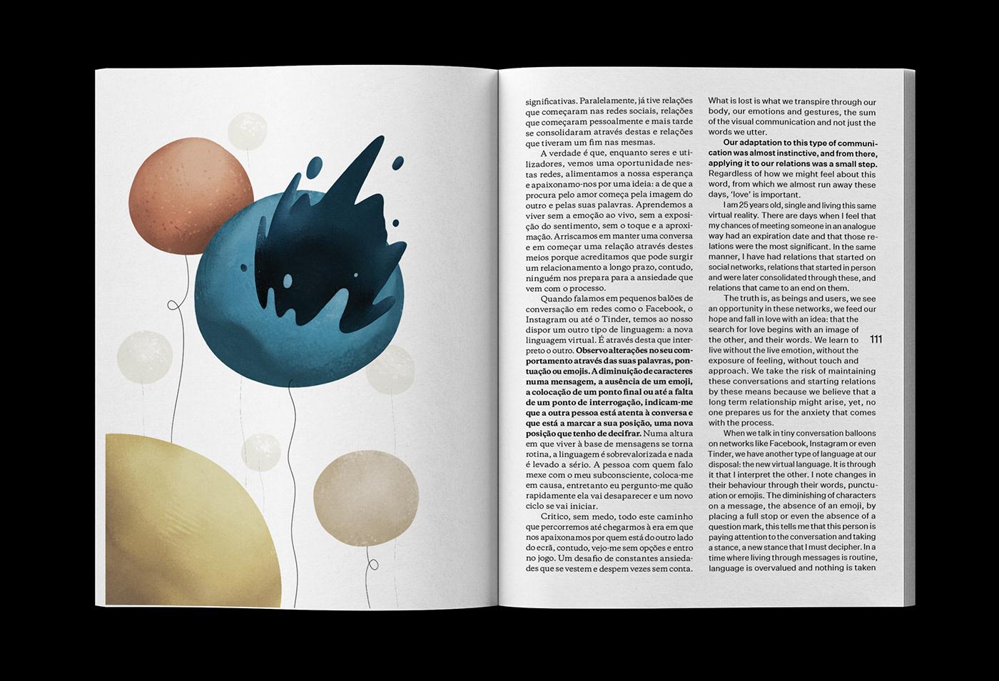 art direction  editorial graphic magazine