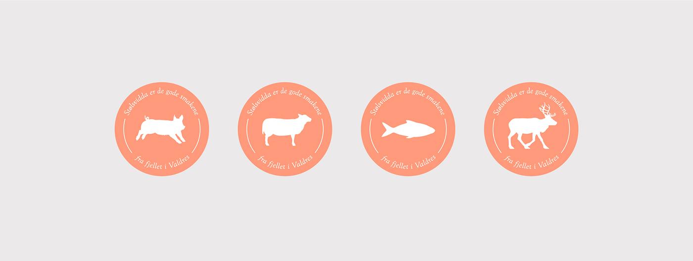 farming pigs norway natural Sustainable mountain animal welfare free range