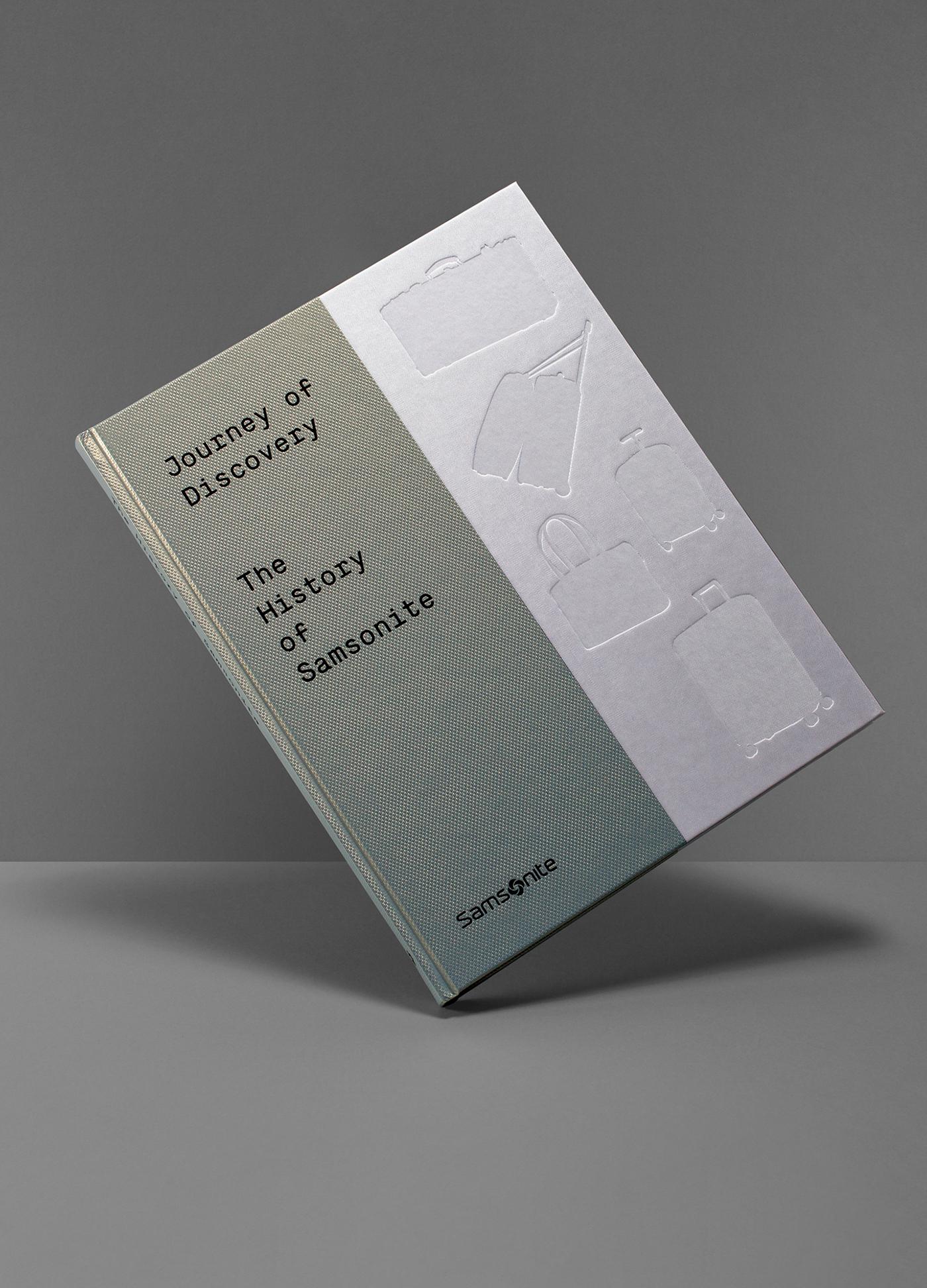 The History of Samsonite on Behance