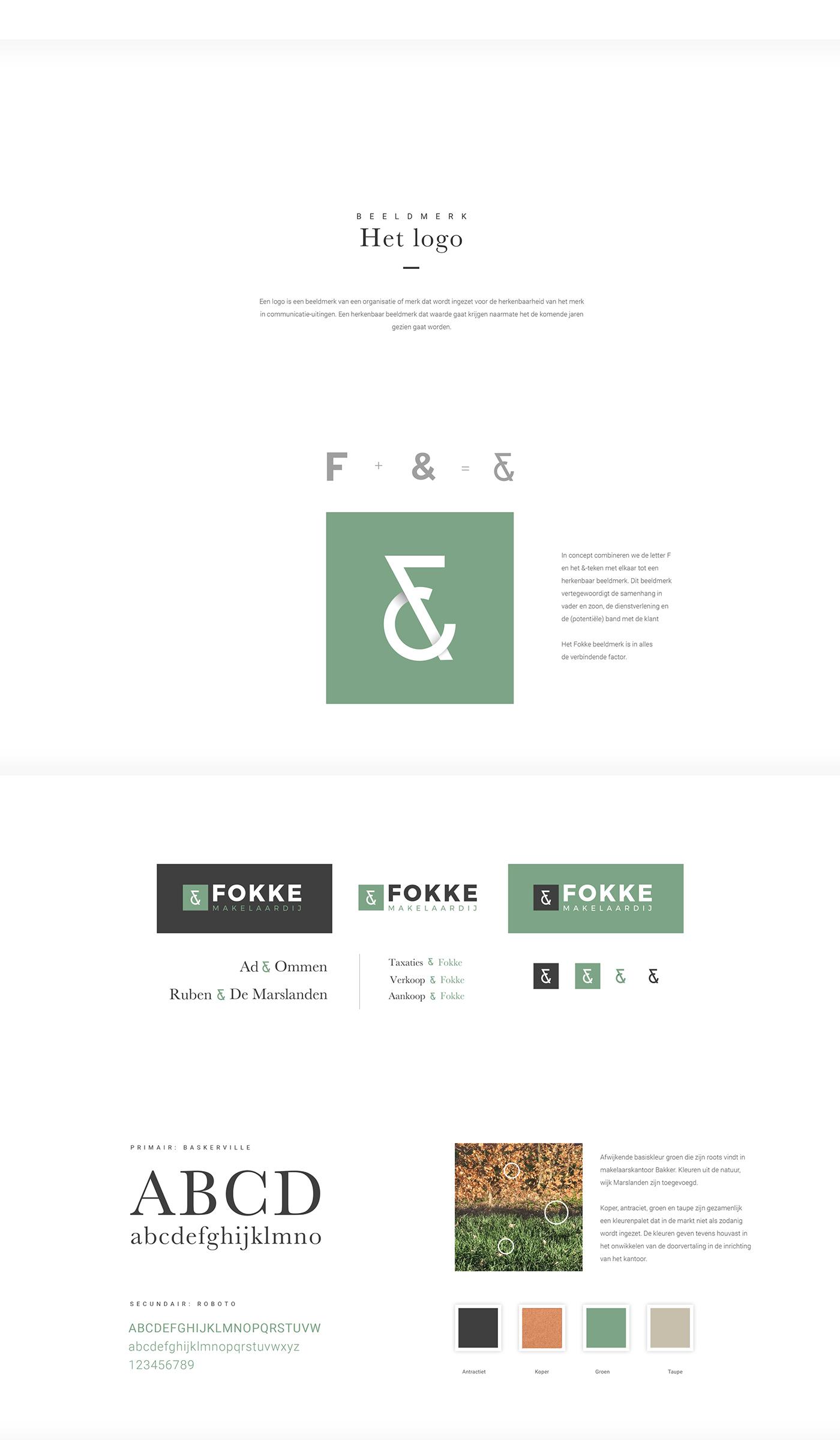 branding  identity Webdesign broker