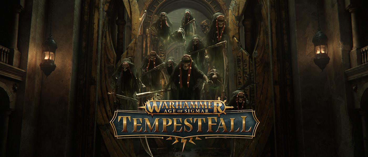 CGI cinematic ETHERNALS game games workshop Sigmar stormcast trailer vr Warhammer