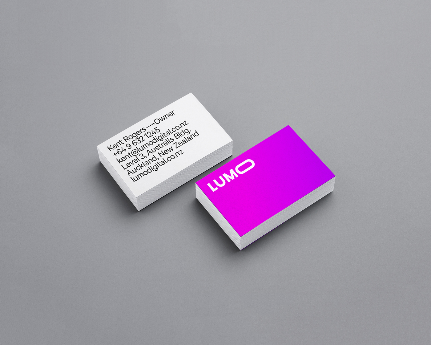 Lumo branding on behance lumo is a boutique specialist outdoor advertising business they approached switch to create a brand identity and language for them to use online and in reheart Choice Image