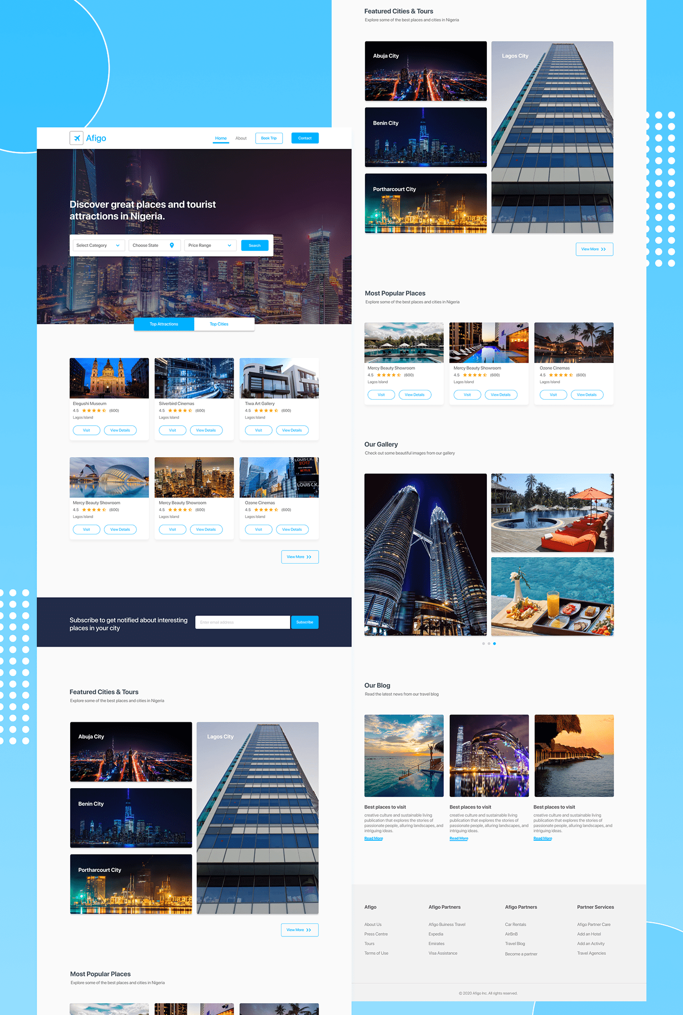 design Travel Website travel website UI design ui design UX design Web Design  Website Design