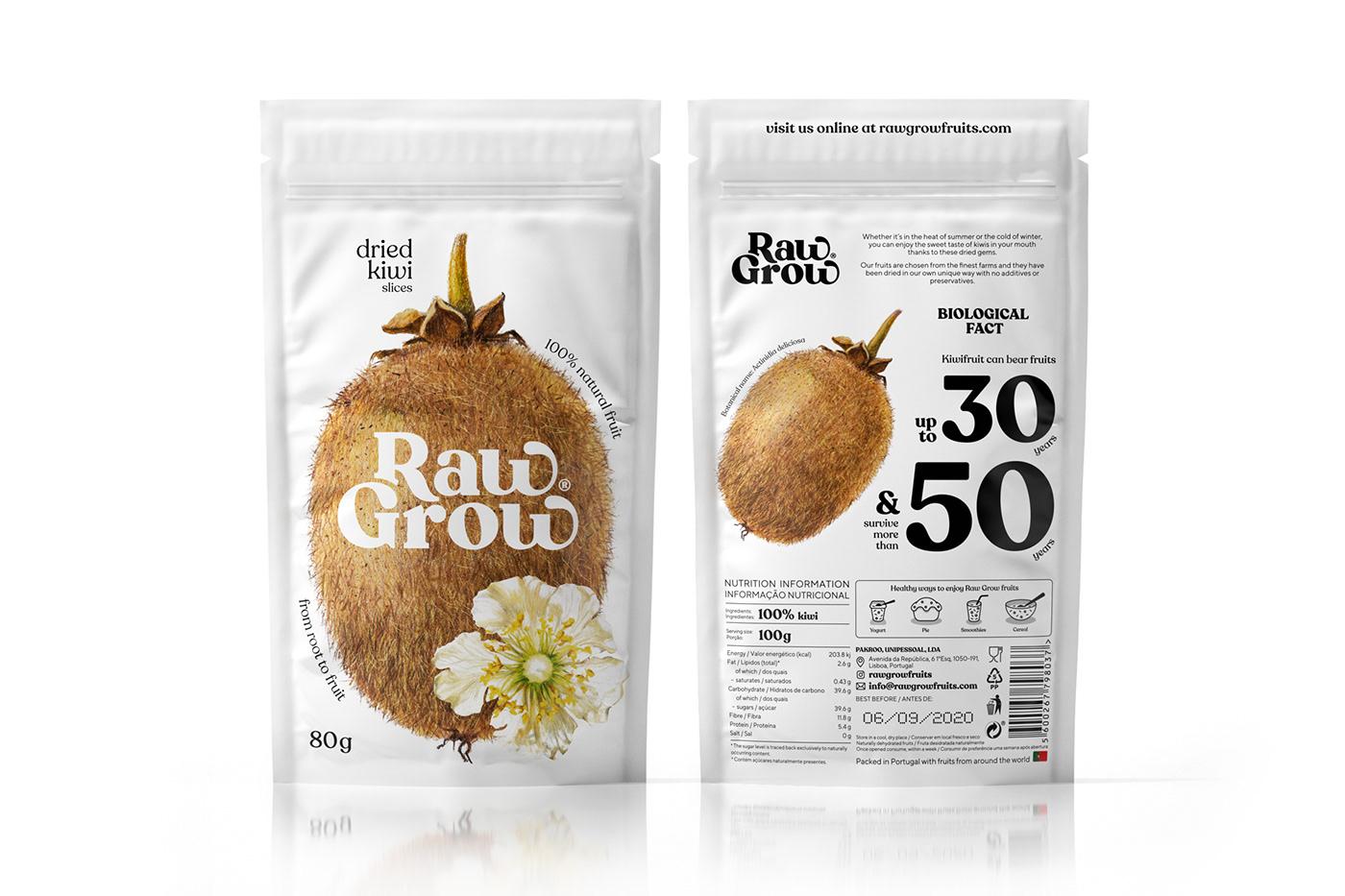 snacks graphic design  frutis drawings vegan Nature roots organic Flowers biology