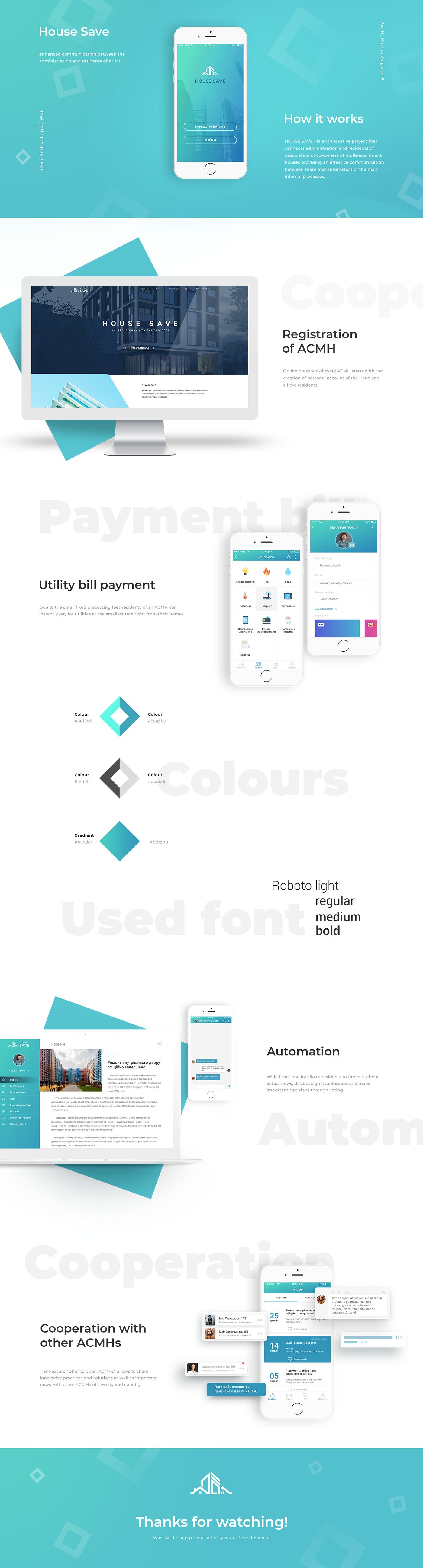 Web Design  Mobile app