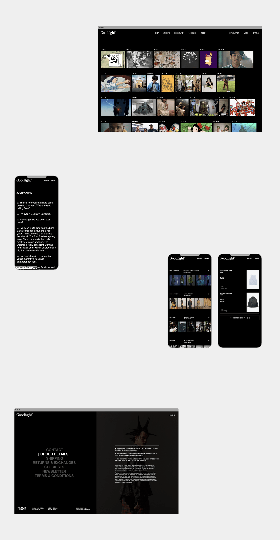 art direction  development Ecommerce Fashion  graphic design  mobile shop UI/UX Web Design  Website