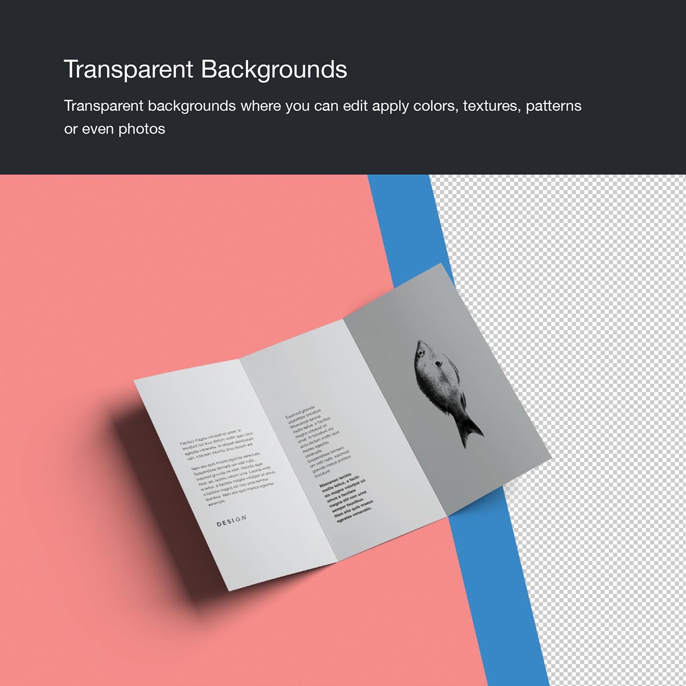 Trifold brochure mockup folded a4 on behance download trifold brochure mockup colourmoves