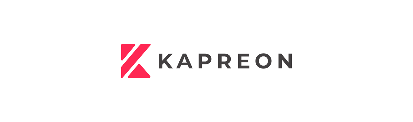 Final render of Kapreon logo.