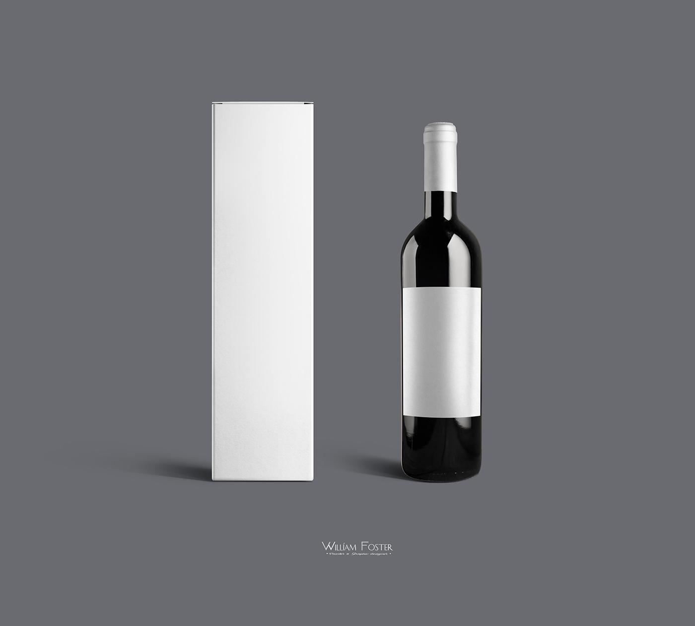 細緻的29 套酒瓶包裝設計欣賞