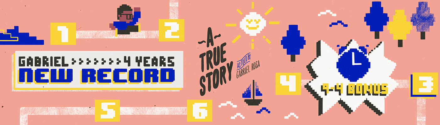 A true story Gabriel The Atlantic Cel Animation cell animation animation  2D 3D Documentary  ILLUSTRATION