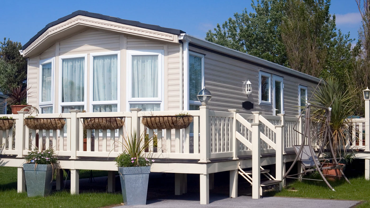real estate property mobile home investment property