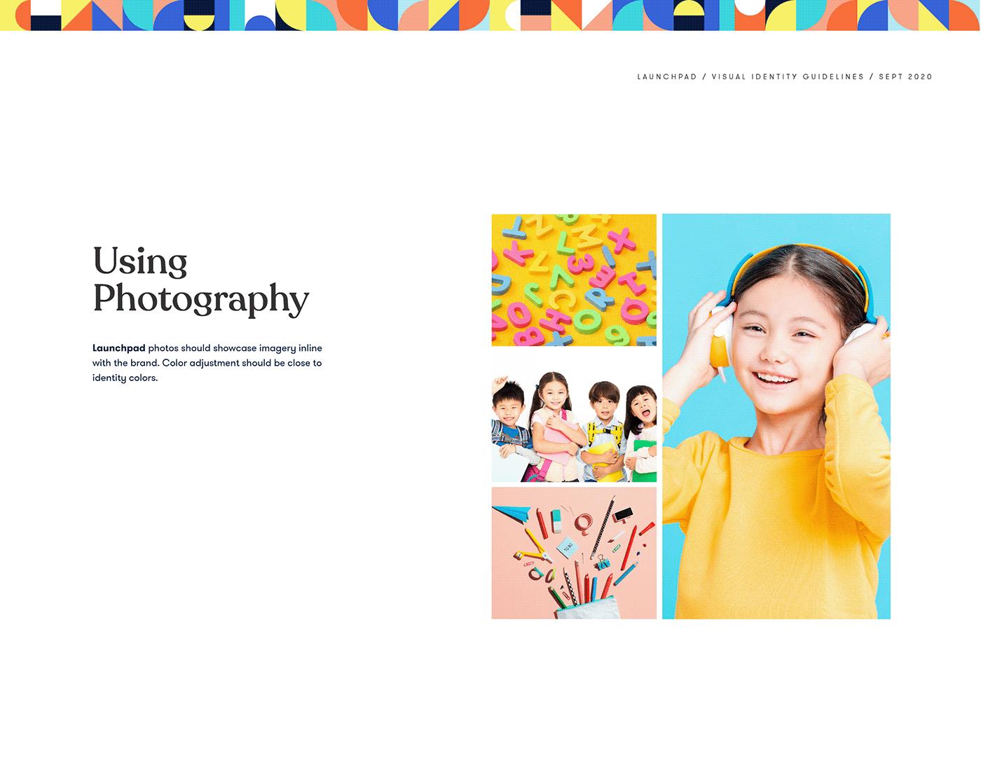 brand branding  identity launchpad therapy visual identity