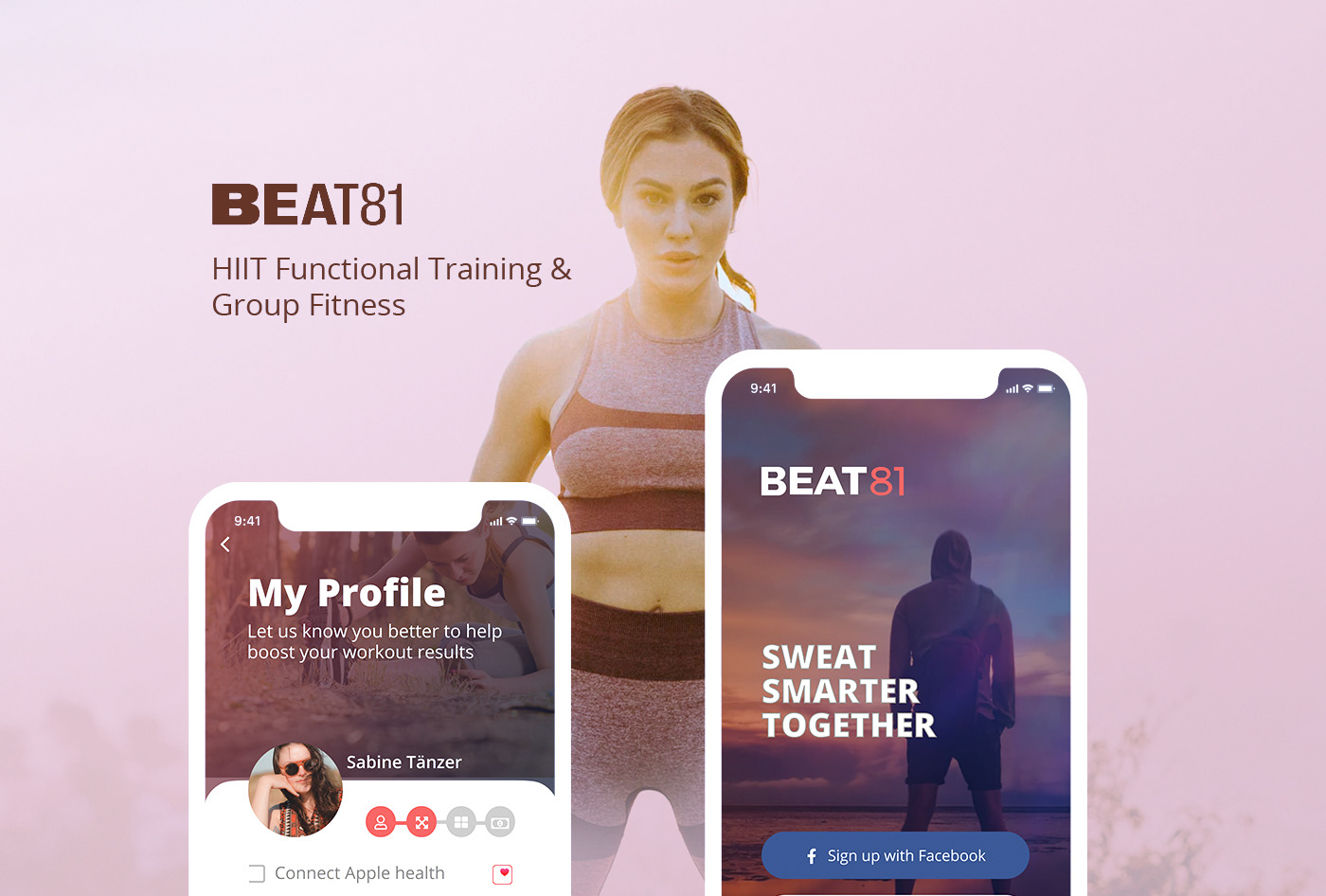 fitness gym Mobile app Outdoor UI UI/UX user experience user interface ux workout