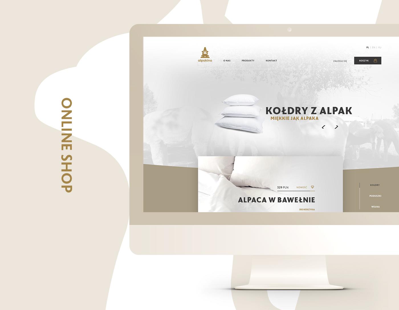 alpaca alpaka alpakino alpaca wool alpaca logo branding poznań poznan grafika poznań studio graficzne poznań agencja poznan projektowanie poznań design poznan