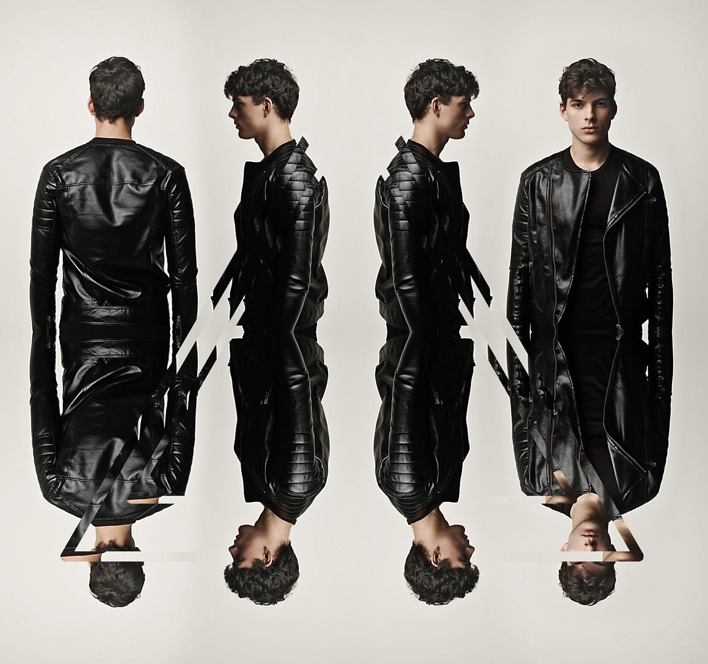 Leather jacket conditioner - Black Dress Leather Jacket Conditioner