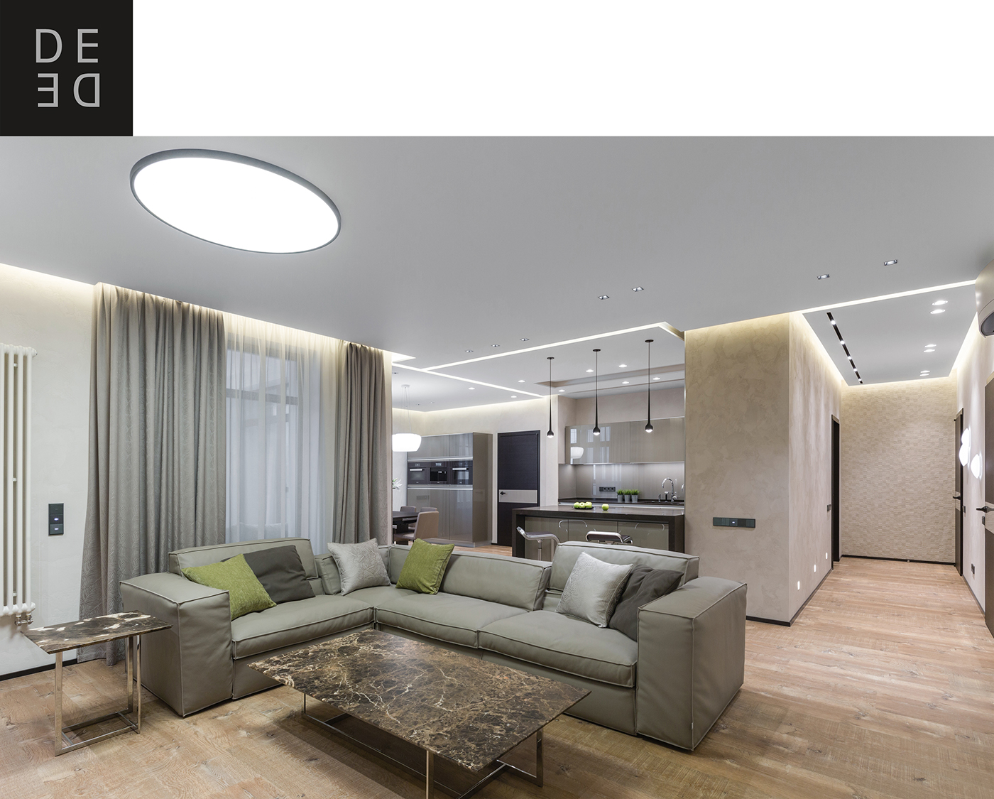 Interior design interior design  Modern Design DE&DE Interior Studio Photography