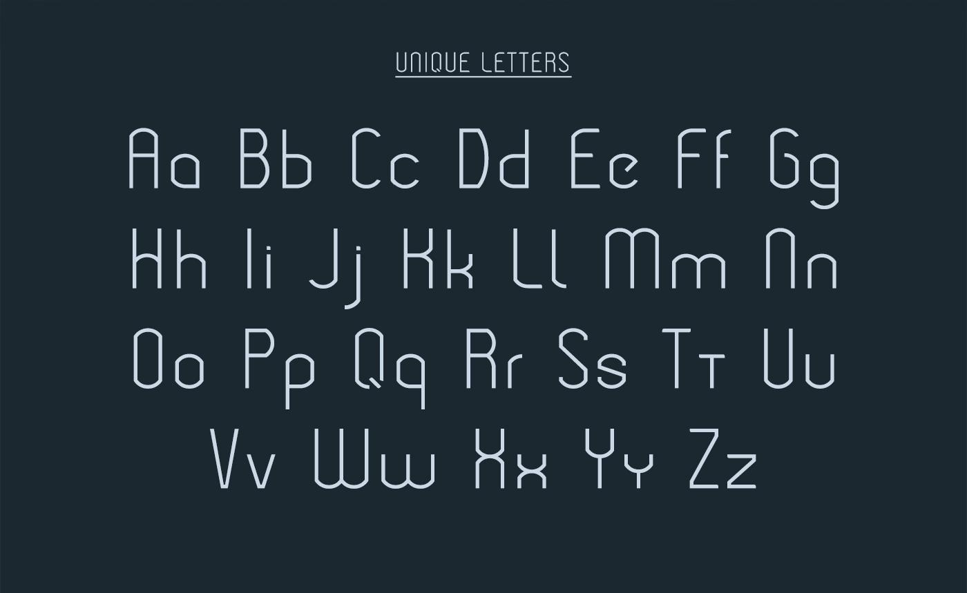 Modeka,font,typography  ,Typeface,modern,clean,bold,regular