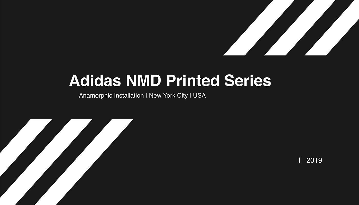 ADIDAS NMD Printed Series on Behance