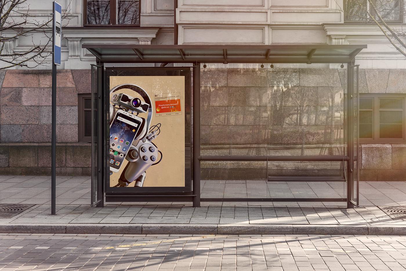 Transformers Electronics ukraine sale Promotion