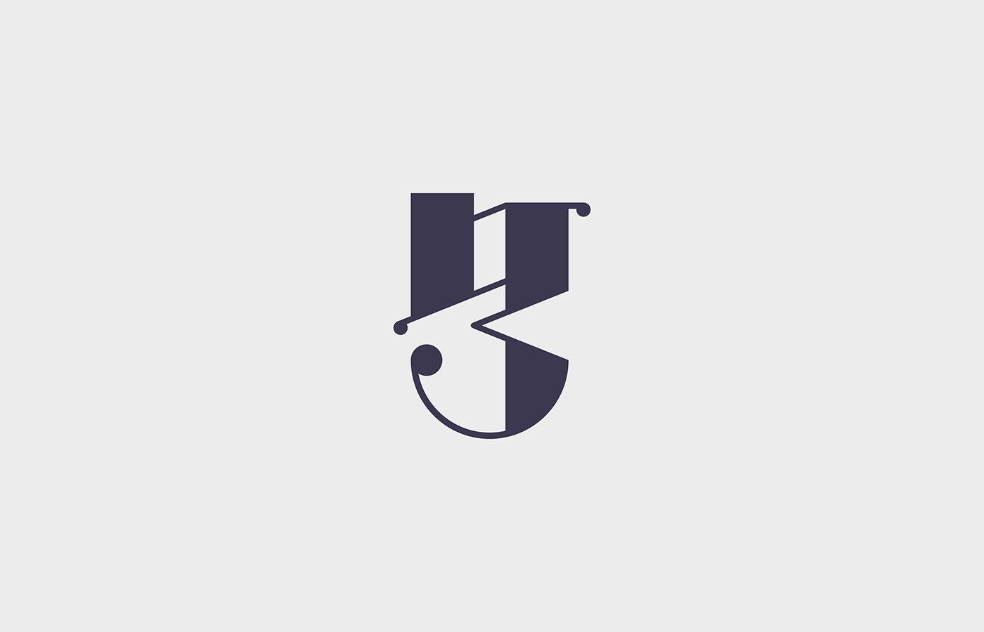 36daysoftype type letterring numbers logo design brand mark Kuwait KSA amman typographic typelogo letters
