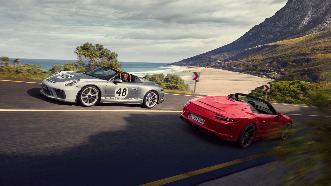 Andreas Hempel automotive   Cars Porsche speedster transportation