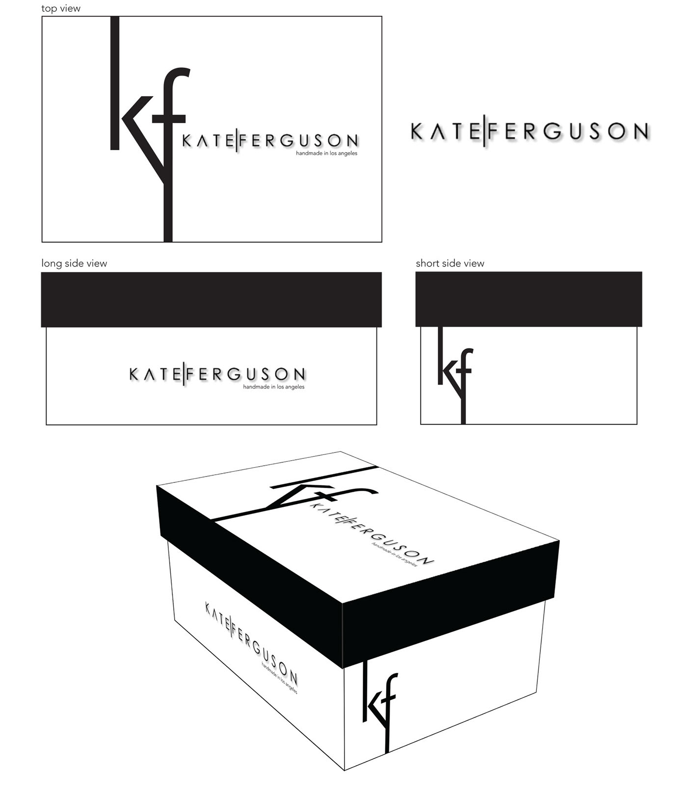 完美的24張鞋盒包裝設計欣賞