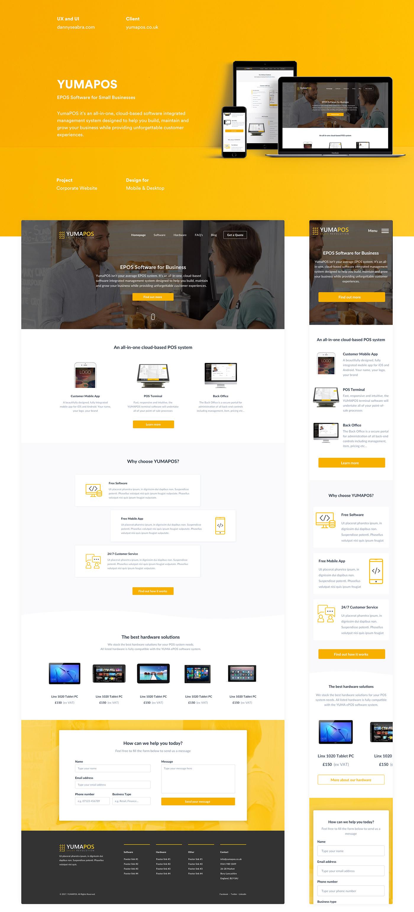Website Design ux UI motion prototype design Web Responsive Interface sketch