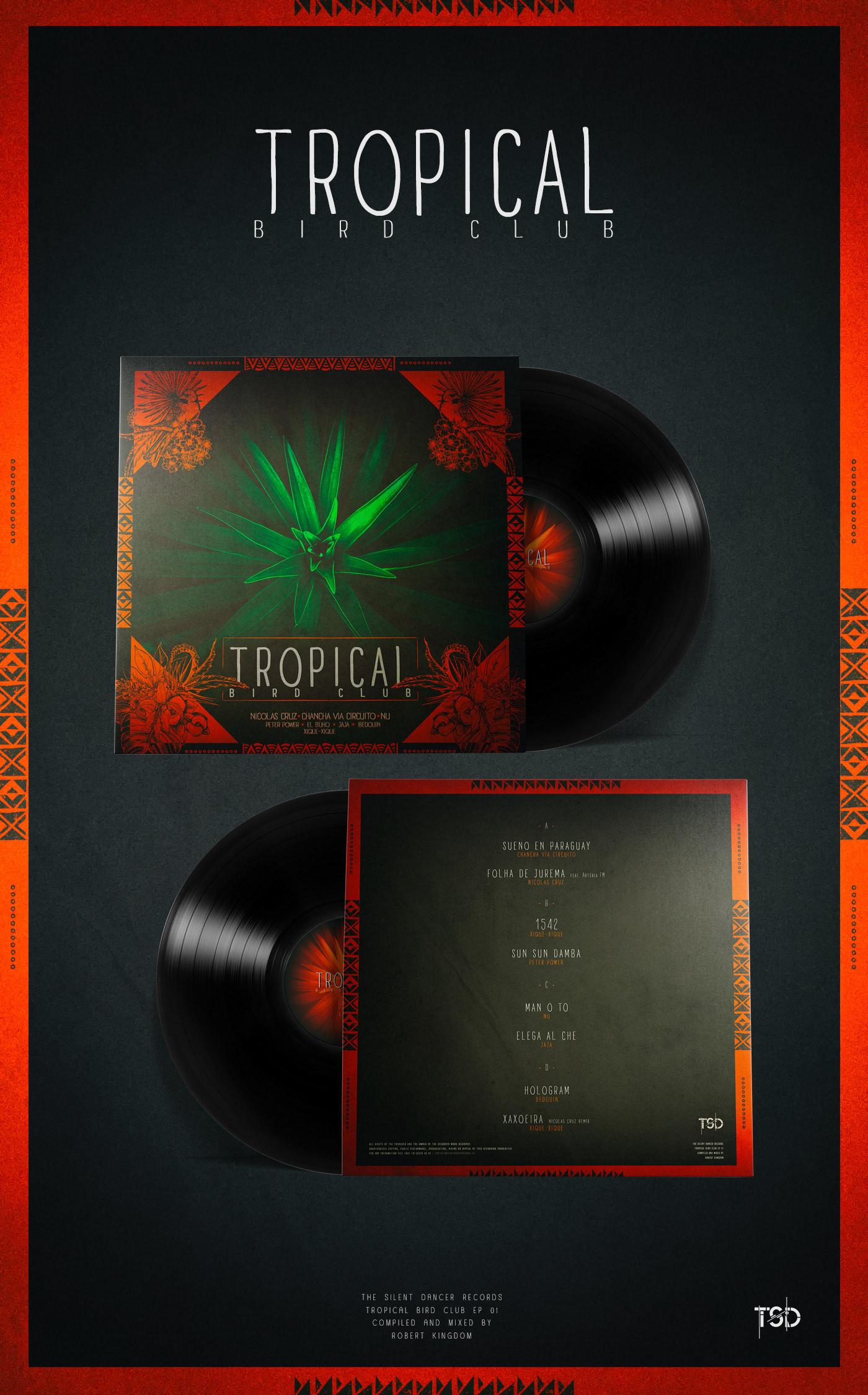 Vinyl Cover artwork design album cover music vinyl ep