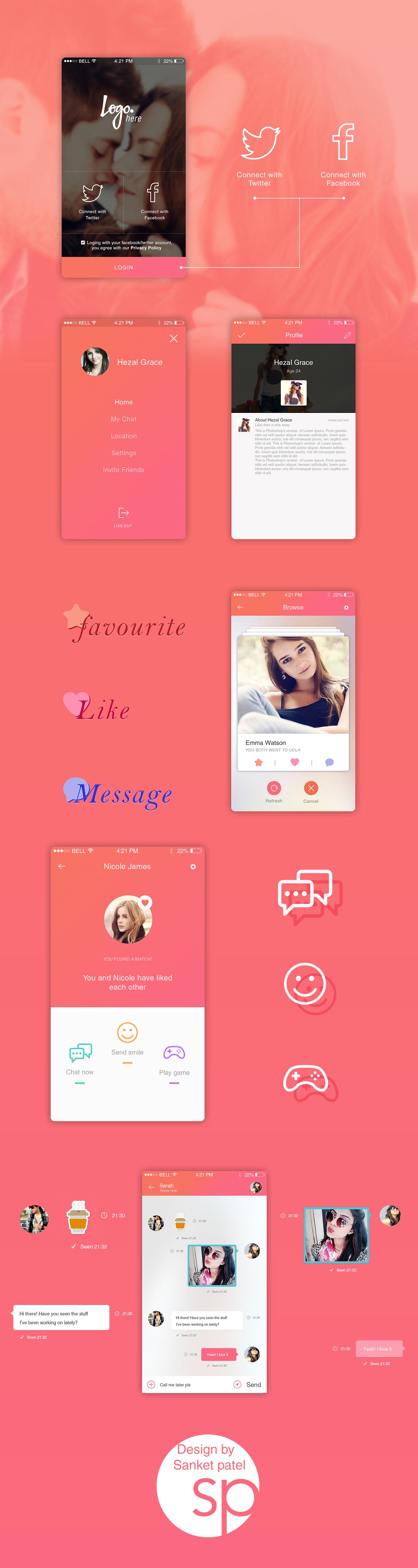 best ipad dating apps