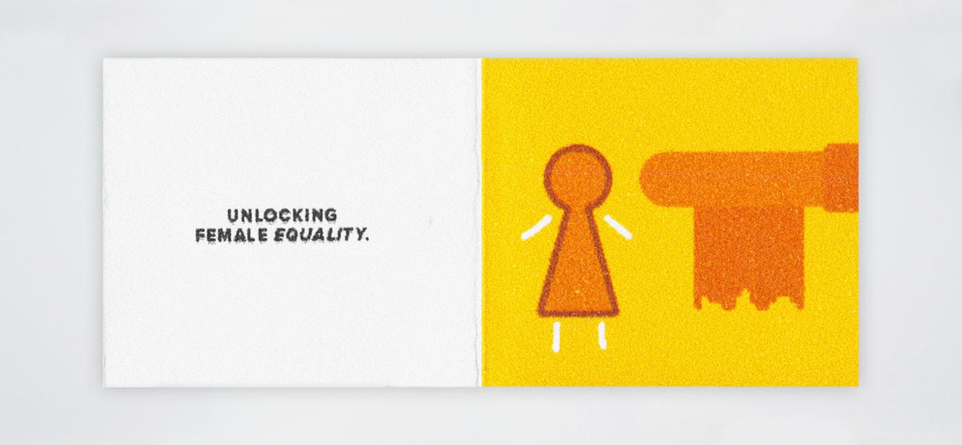 portfolio World's Smallest MINI Miniature book ideas Tiny small promo