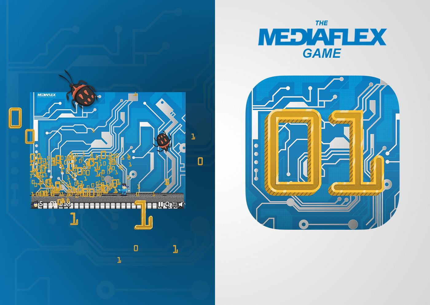 game mediaflex programmer Flash ios