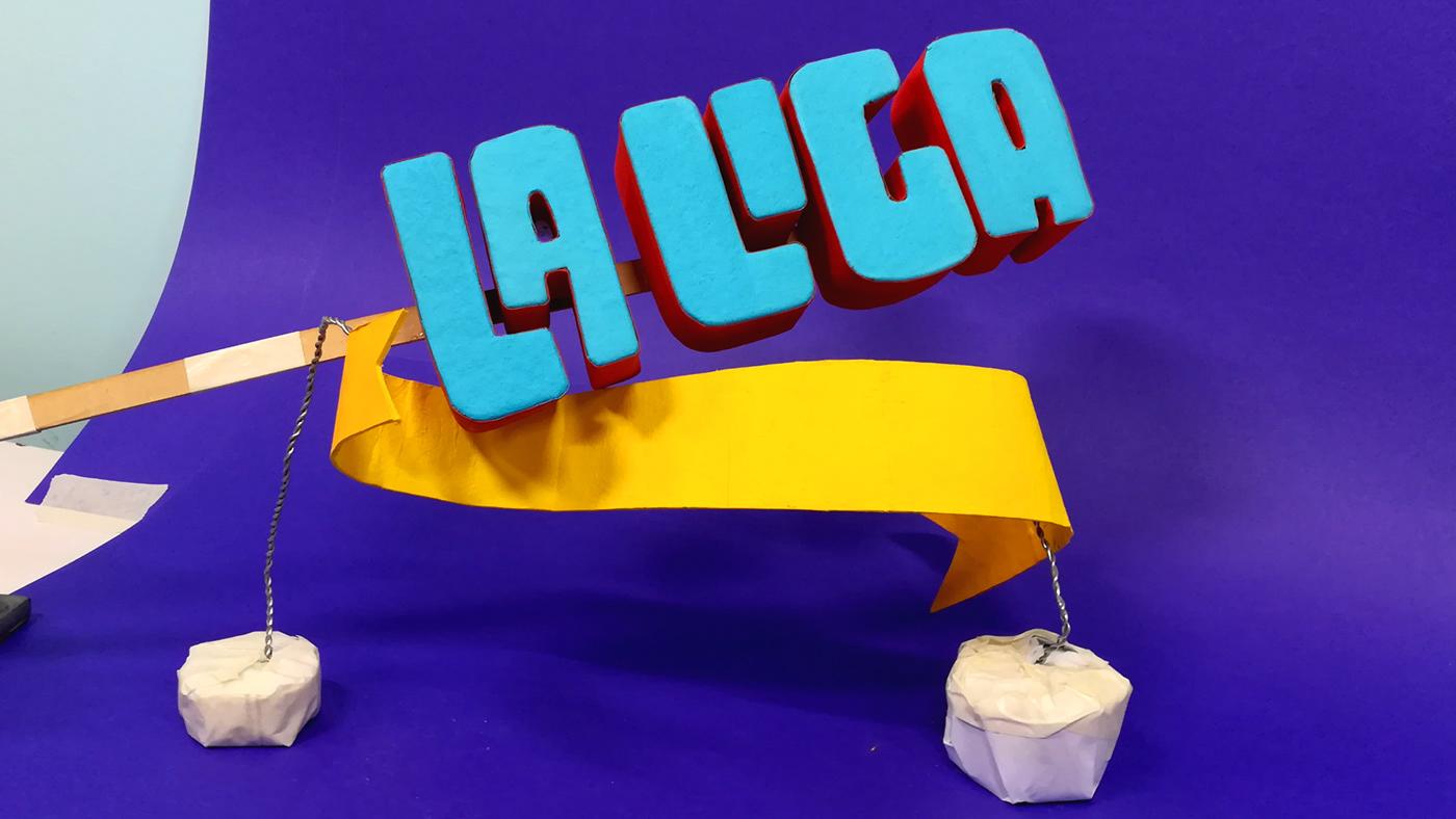 Animated Logo branding  logo logo animation papercraft Rebrand stop motion type volumetric