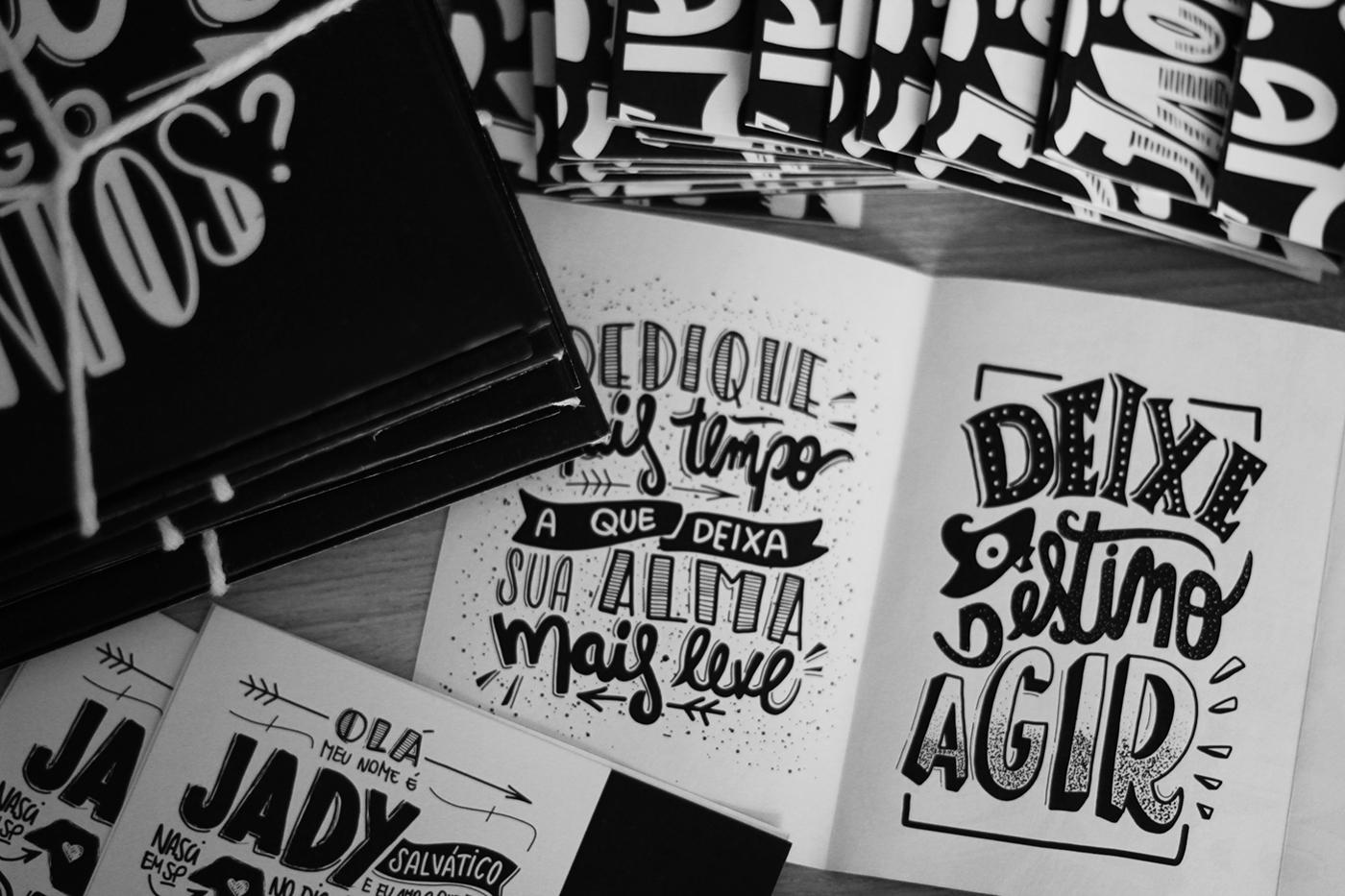 self ptomotion portfolio curriculum graphic design  Ideia branding  CV print lettering