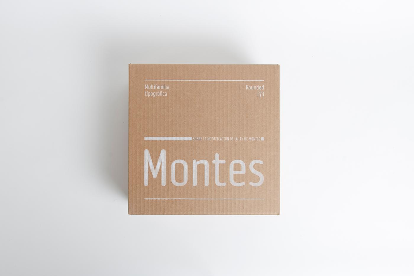 Packaging typography   wood specimen letters font
