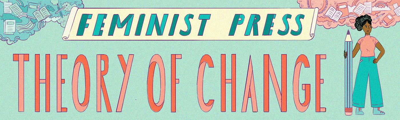 books feminist ILLUSTRATION  manifesto Reading
