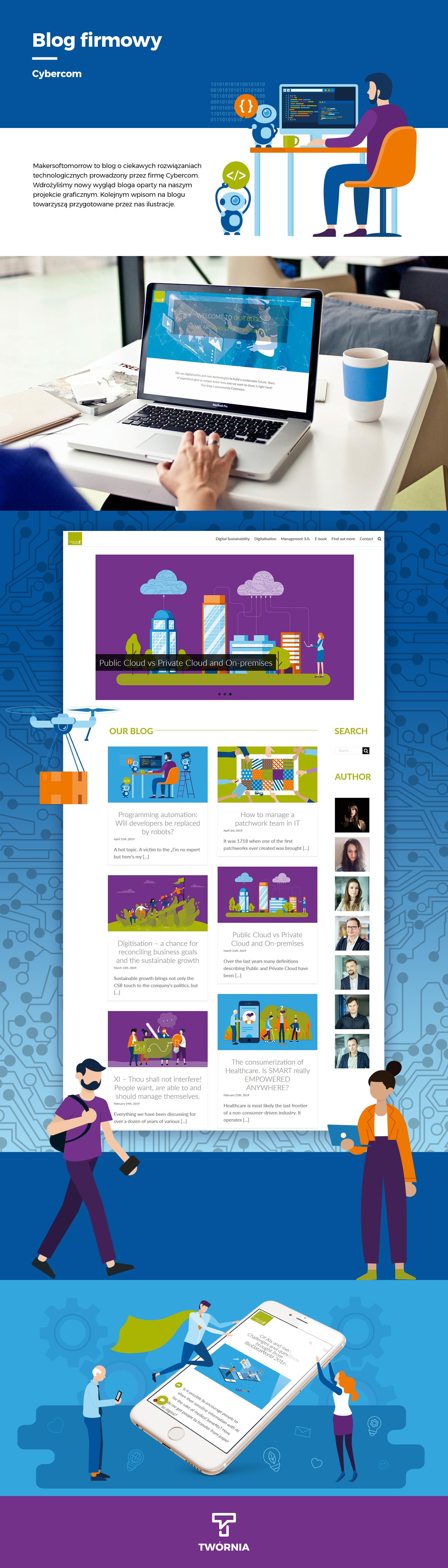 Webdesign Blog Strony Internetowe www blogi firmowe rysunki images