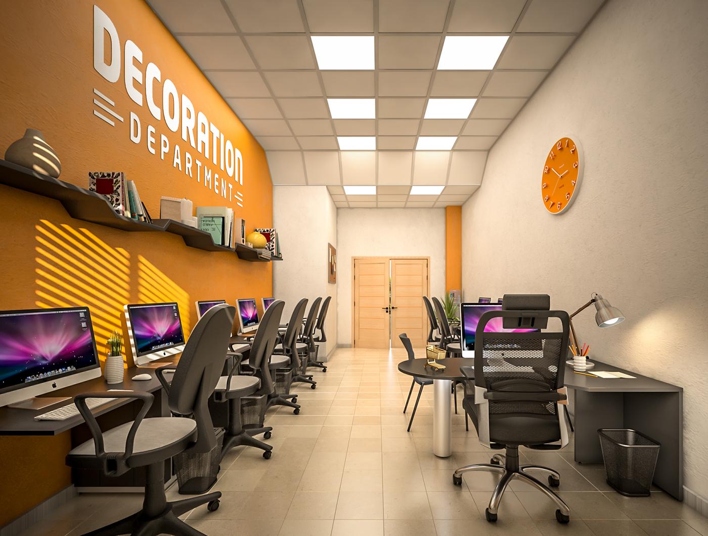 優質的47張辦公室設計欣賞