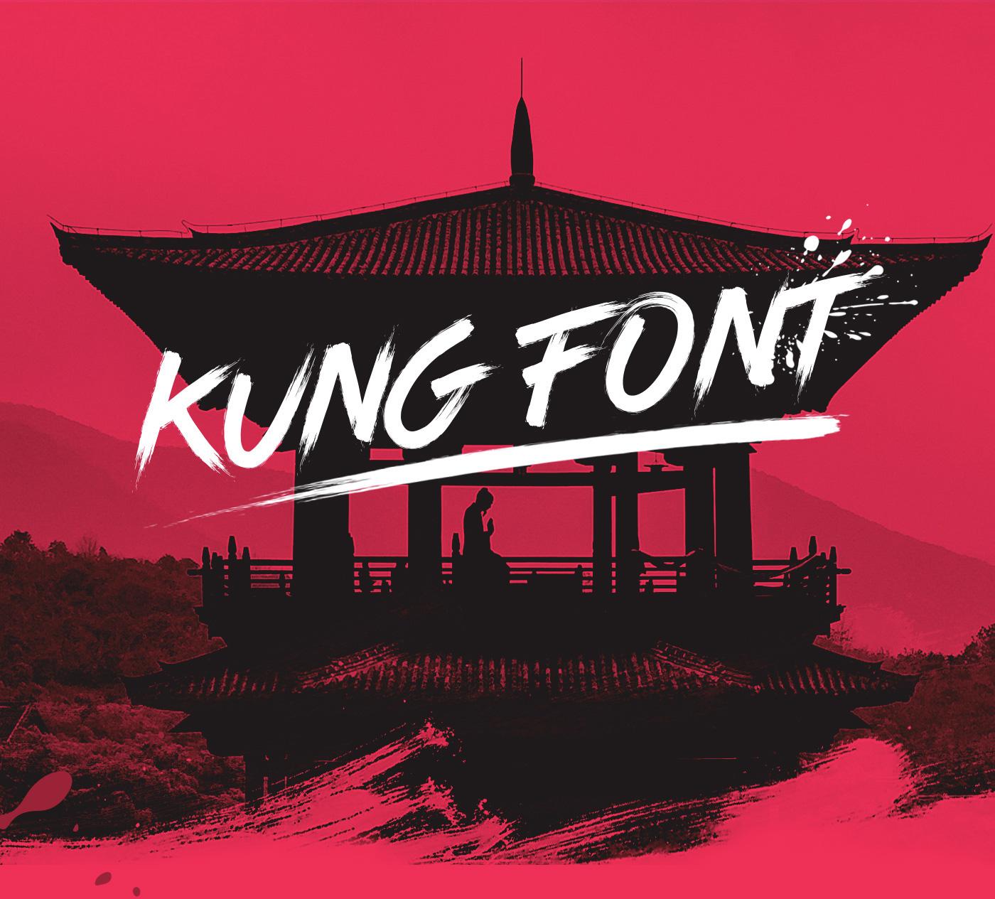 font Free font freefont typography   type lettering brush brush type Brush font handwriting handmade