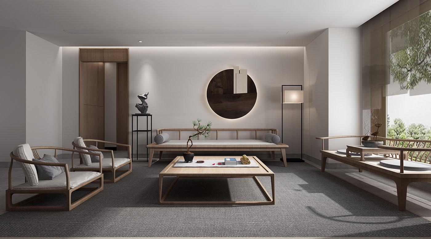 中式家居灵感