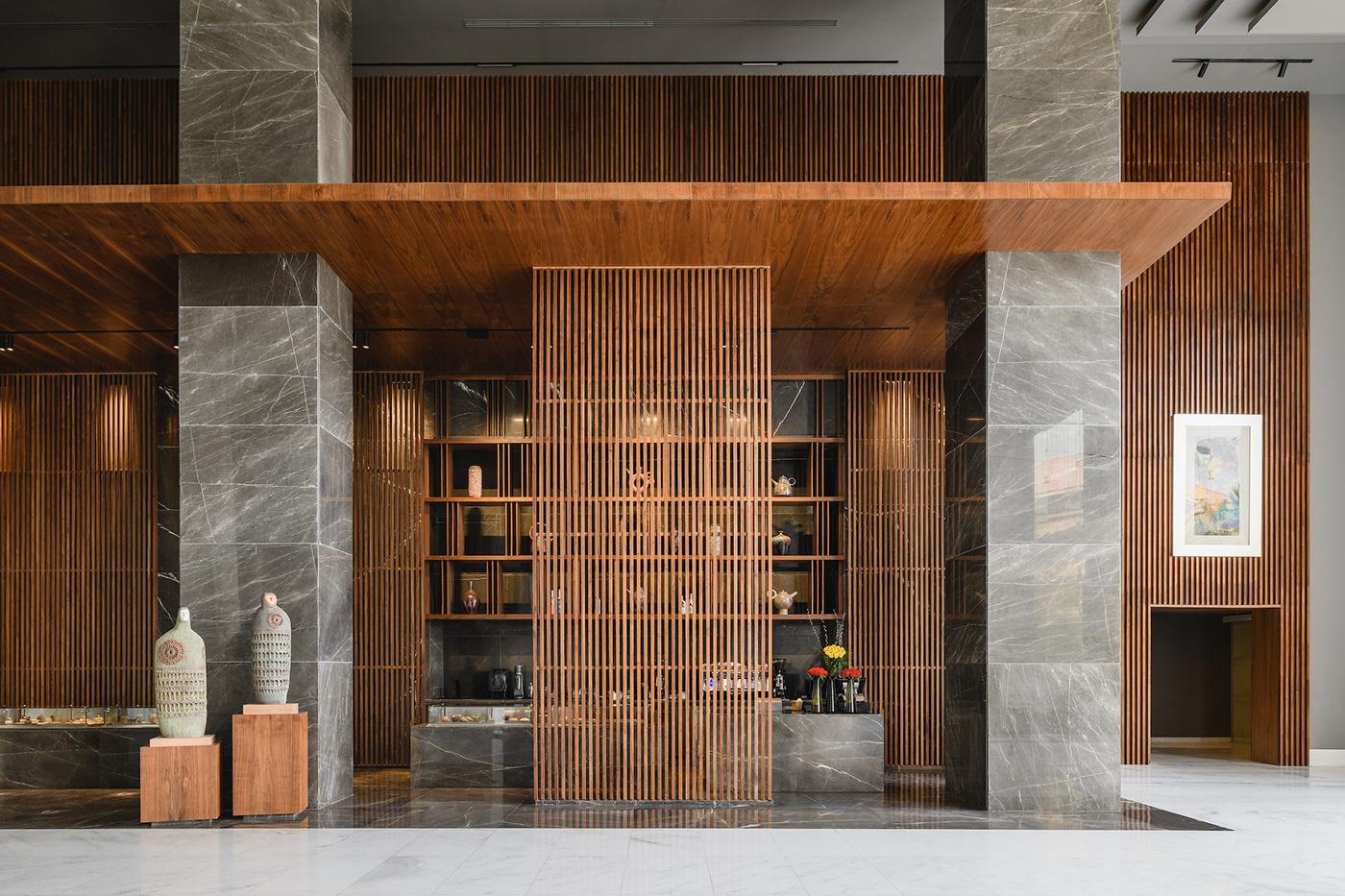 Image may contain: indoor, door and shelf