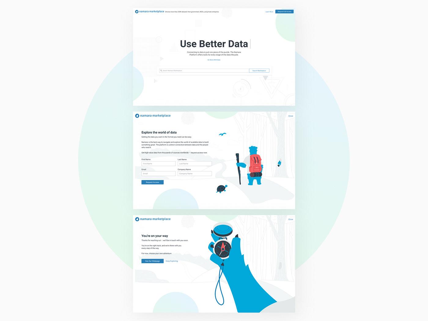 app Data social think Web